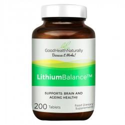Lithium Balance Home