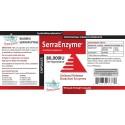Serra Enzyme™ 80,000IU - 90 Capsules Home