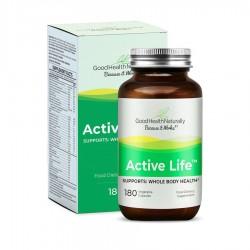 Active Life™ Capsules - 180 capsules